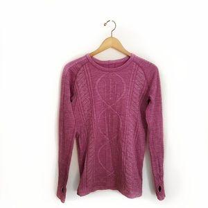 Lululemon Rest Less Pullover Size 10